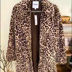 🆕🔥 Faux Fur Coat by BB Dakota Large